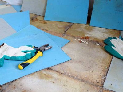 Asbestos at Home – Leave it in or Take it Out?