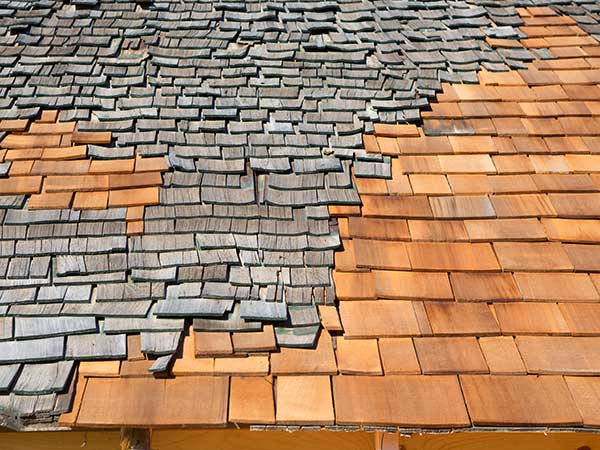 Is There Asbestos On My Roof Learn About Asbestos In Roof Shingles