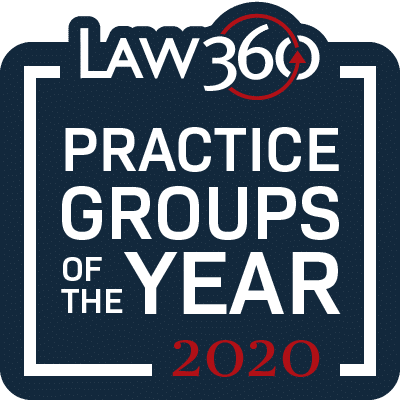 2020 Practice Group Of The Year