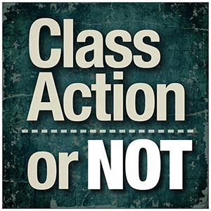 Class Action or Not