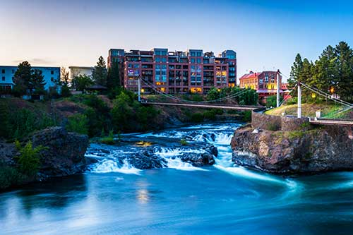 Spokane Washington